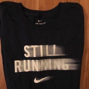 Nike | Men's | L | Navy Tee Shirt